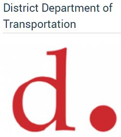 d Logo for DDOT Washington DC