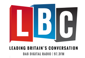 LBC Talk Radio UK logo