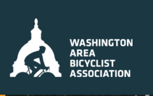 Logo of Washington Area Bicycle Association, Wash., D.C.