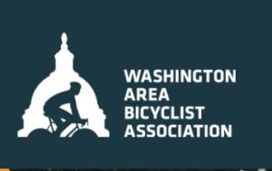 Logo of Washington Area Bicycle Association, Wash., D.C.