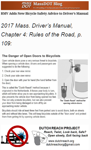 add dutch reach to your official driver s manual dutch reach rh dutchreach org PA Drivers Manual icbc professional driver's manual