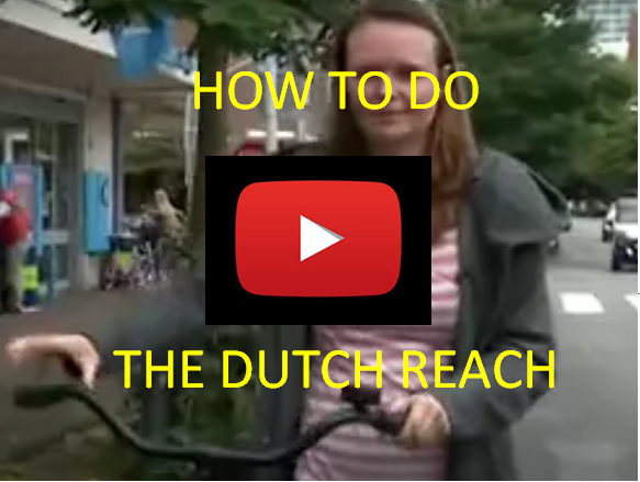 RoSPA How to do the dutch reach start video cover art w button
